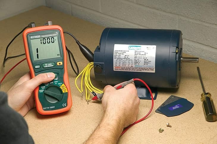 consider insulation tester