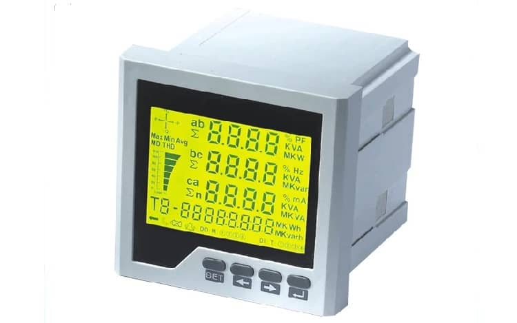 Power Quality Metering