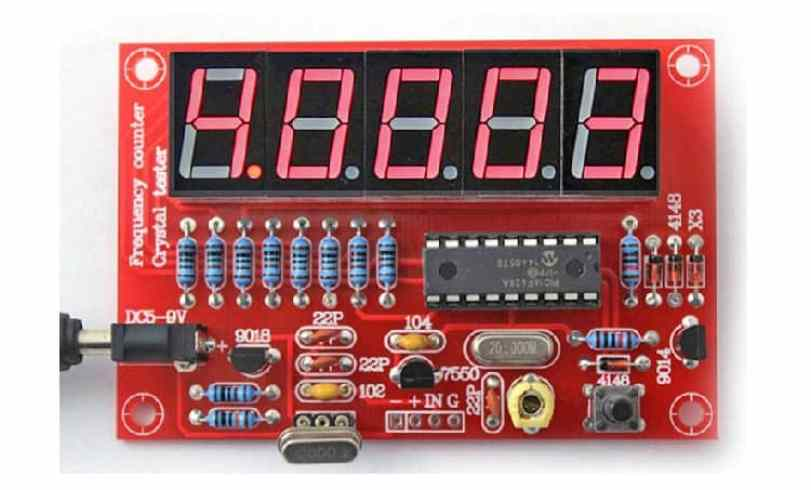 Direct Counting Frequency Counter
