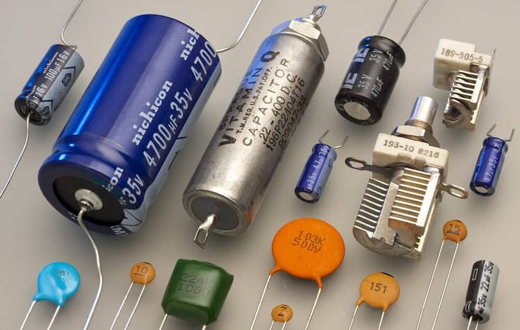 What Does ESR Stand For In Capacitor