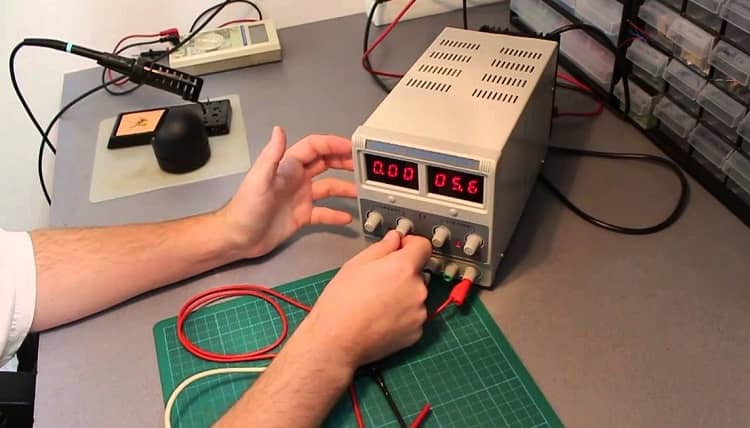 How To Use A Bench Power Supply