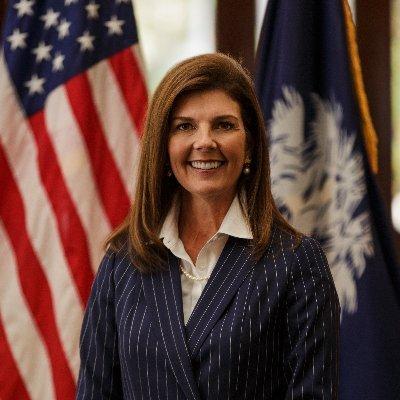 SC Lieutenant Governor, Pamela Evette