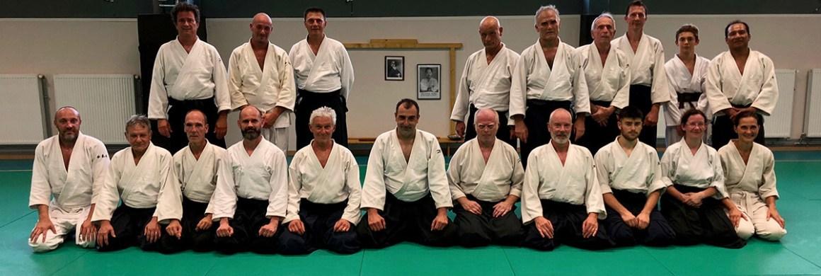 Stage d'Aïkido à Puy-Sainte-Reparade