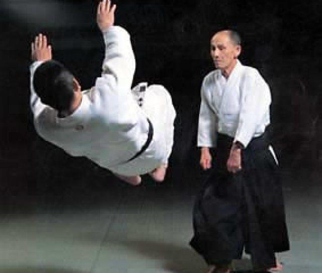 Master Gozo Shioda Founded Aikido Yoshinkan