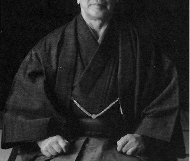 Aikido Master Koichi Tohei Sensei And His Ki Aikido