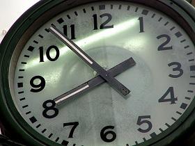 créneau horaire