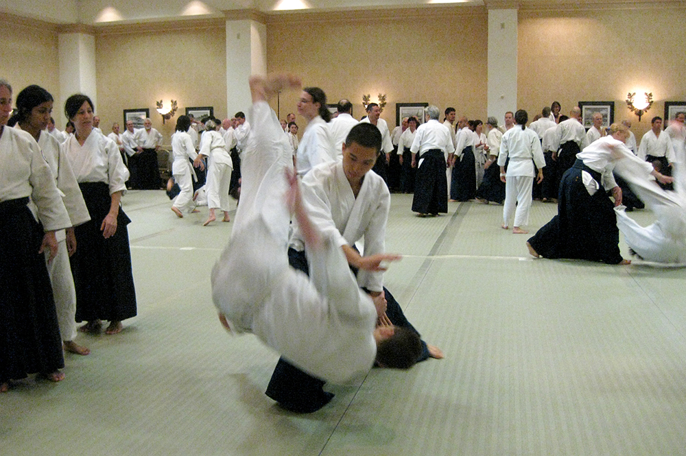 The Evolution Of What Aikido Means Aikido Deshi