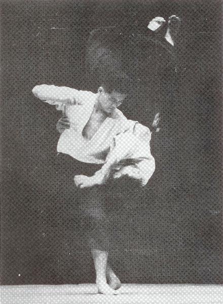 Yoshio Kuroiwa, koshi-nage