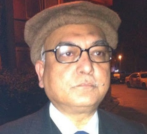 Haider Qureshi aik Rozan writer