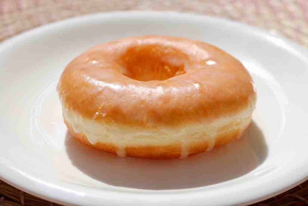 Homemade Doughnuts - easy bread machine recipe! - Ai made it