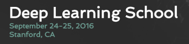 Bay Area Deep Learning School