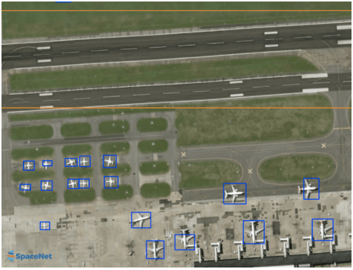 Vehicle and Infrastructure Detection in Satellite Imagery