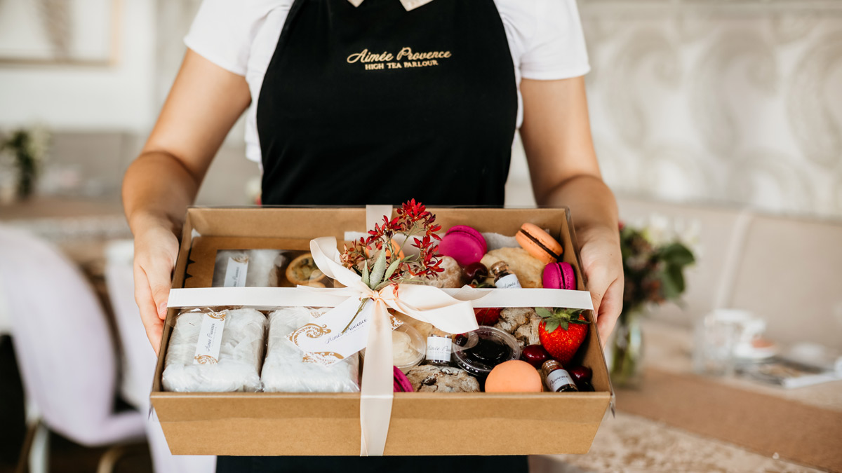 Food hampers sunshine coast