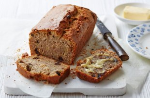 apple and banana bread