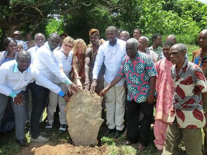 village AIMES Afrique