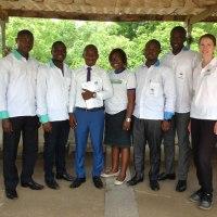 Soutenance de Dr Akliku Nomessi, secrétaire général adjoint de AIMES AFRIQUE / TOGO
