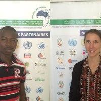 Article de presse sur les stagiaires a AIMES-AFRIQUE