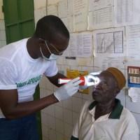 Les patients des régions des plateaux et des savanes soignés par AIMES-AFRIQUE