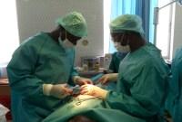 Plus de 200 patients opérés avec succès par l'ONG humanitaire  AIMES-AFRIQUE dans la région de la kara