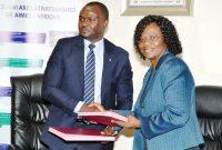 Convention : Aimes-Afrique et l'Université de Lomé dans un partenariat gagnant/gagnant