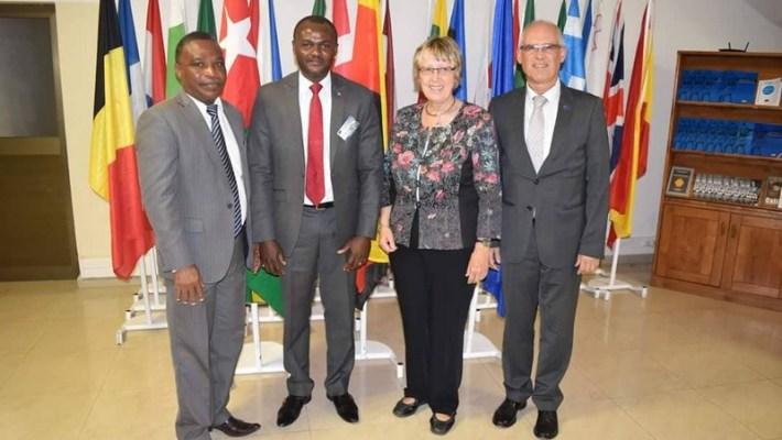 TOGO: AIMES-AFRIQUE et l'ONG Aktion Pit Togohilfe devenues partenaires de l'Union européenne au Togo