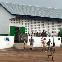 Inauguration des Infrastructures dans le village de Djaplémé situé à 40 km de Vogan (Préfecture de VO)