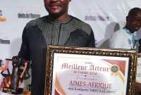 Encourager l'efficacité dans la réduction des vulnérabilités AIMES AFRIQUE primée Meilleur Acteur 2018 à la 3ème édition de la Nuit des Droits de l'Homme