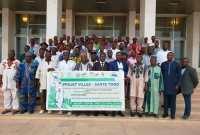 Formation des acteurs impliqués dans le projet Villes Santé Togo AIMES-AFRIQUE couvre Kara et Mango