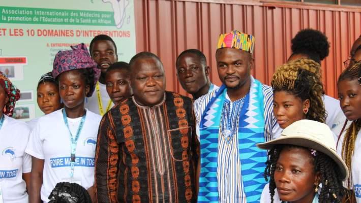 TOGO: Serge Michel KODOM appelle à la transformation et la consommation locale