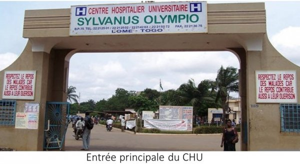 Gestion du COVID-19 : Dysfonctionnement du dispositif de dépistage des patients au CHU Sylvanus Olympio