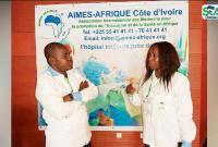 AIMES-AFRIQUE CÔTE D'IVOIRE: AIMES-AFRIQUE sensibilise sur l'hygiène bucco-dentaire et des mains ce mardi 18 Mai 2021 au groupe scolaire ASSAMOI ALPHONSE d'Abidjan