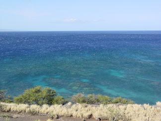 Pacific Ocean in Hawaii