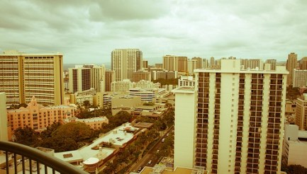 The reality of life in Waikiki?