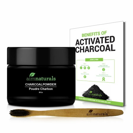 Teeth Whitening Charcoal (30g)
