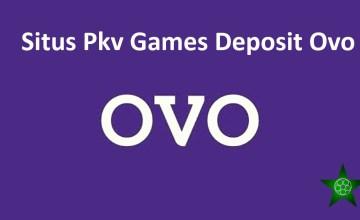 Situs Pkv Games Deposit Ovo