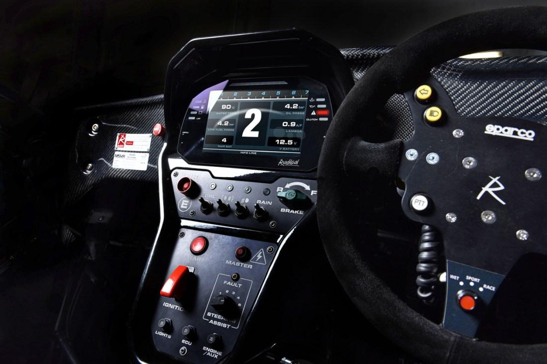 MXG Cockpit view