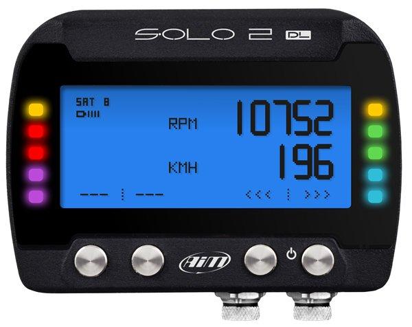 Solo 2 DL Lap timer with ECU Connection