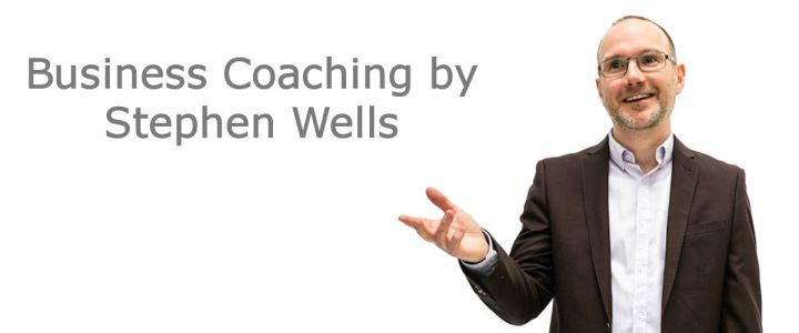 Business Coaching by Stephen Wells