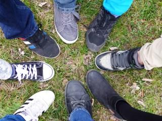 AV-kengät_ringissä