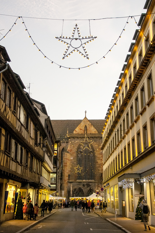 Gabon Colmar (Good night Colmar)