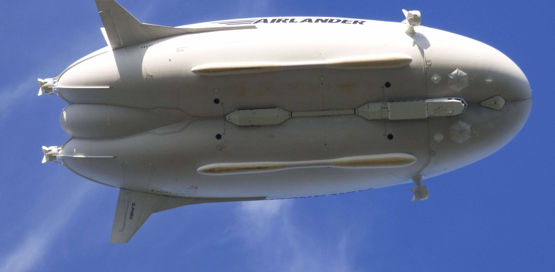 Airlander Hybrid Airship Flies Again | Defense News ...
