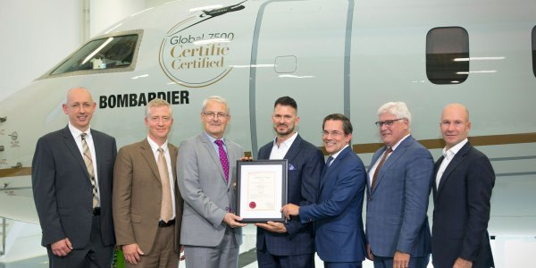 It's Official: Bombardier Global 7500 Is Certified ...