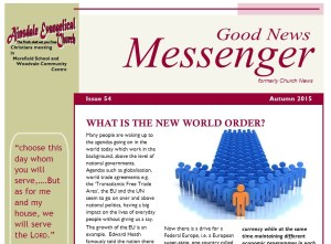 Messenger Newsletter 54 half
