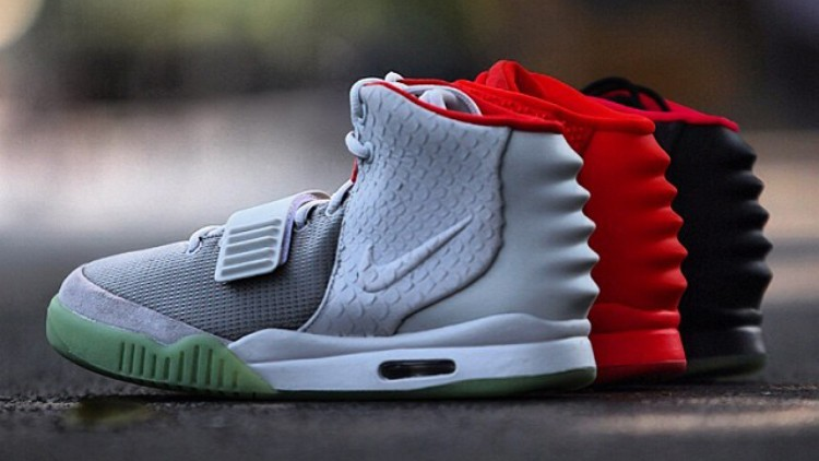 Image result for nike yeezy 2