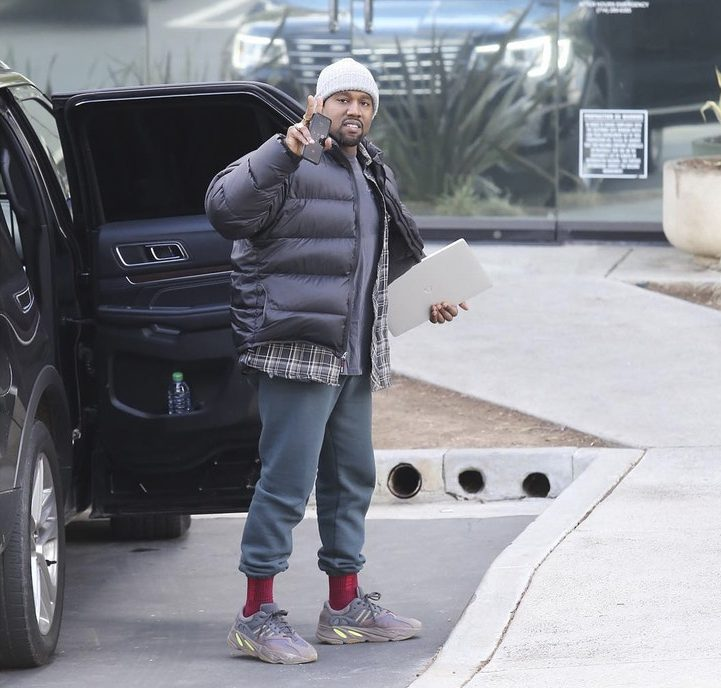 Kanye West New Yeezy Shoes