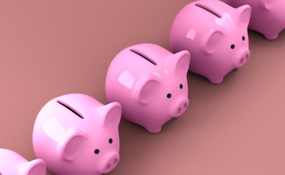 Nicholas Aiola, CPA - Separate Bank Accounts: Don't Mix Business with Pleasure - Piggy Banks