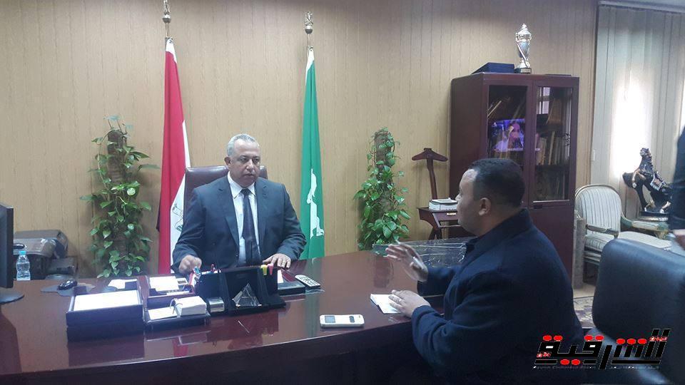وزير الزراعة يوافق على إستثناء مساحة 8 قراريط لإنشاء مشروعات ذات نفع عام بمركز ديرب نجم