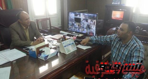 وكيل وزارة الري :  تنفيذ أعمال إزدواج طريق فاقوس / الحسينية نهاية الشهر الجاري
