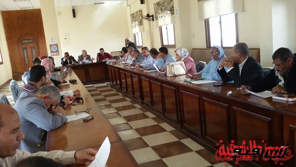 تنفيذي أبوحماد يوافق علي تخصيص 12 قيراط لإقامة مدرسة للتعليم الأساسي بالشيخ جبيل
