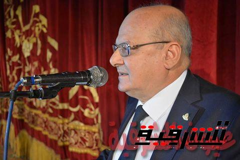 رئيس جامعة الزقازيق يشارك فى المؤتمر العالمى للمناخ بمدينة مراكش بالمغرب
